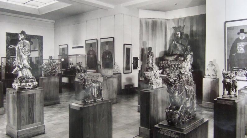 ROM galleries 1957