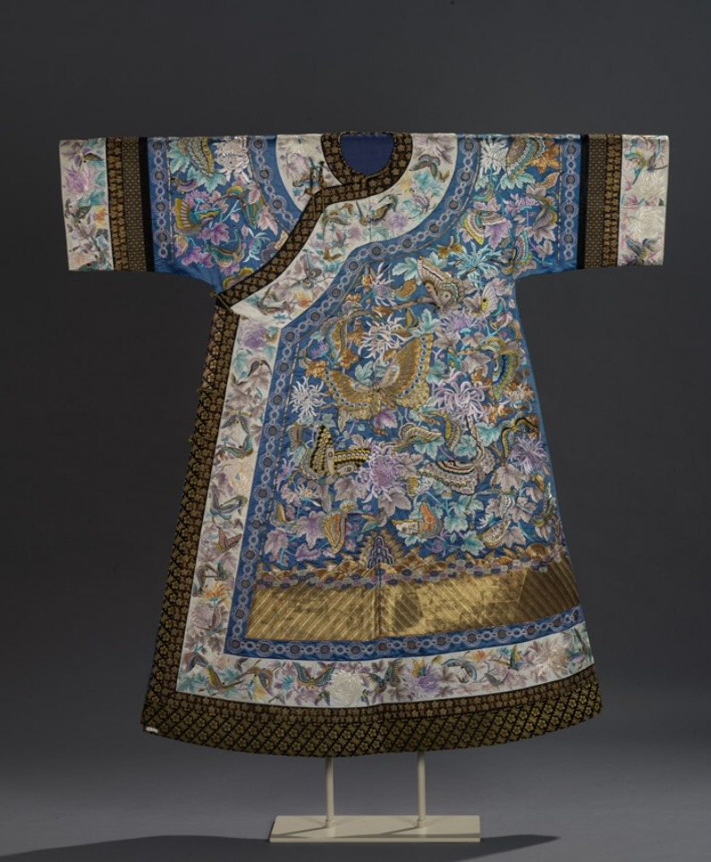 Cixi butterfly robe