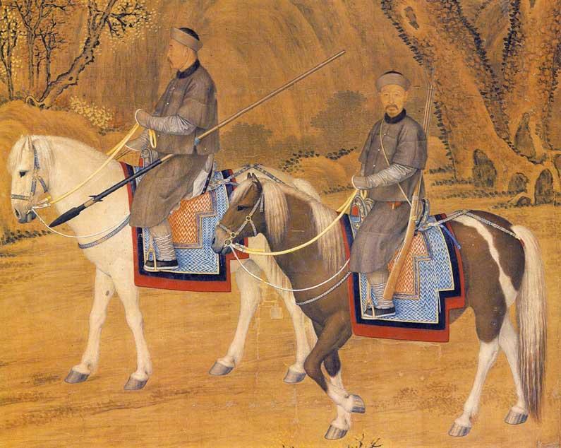 Emperor-Troating-for-Deer—detail