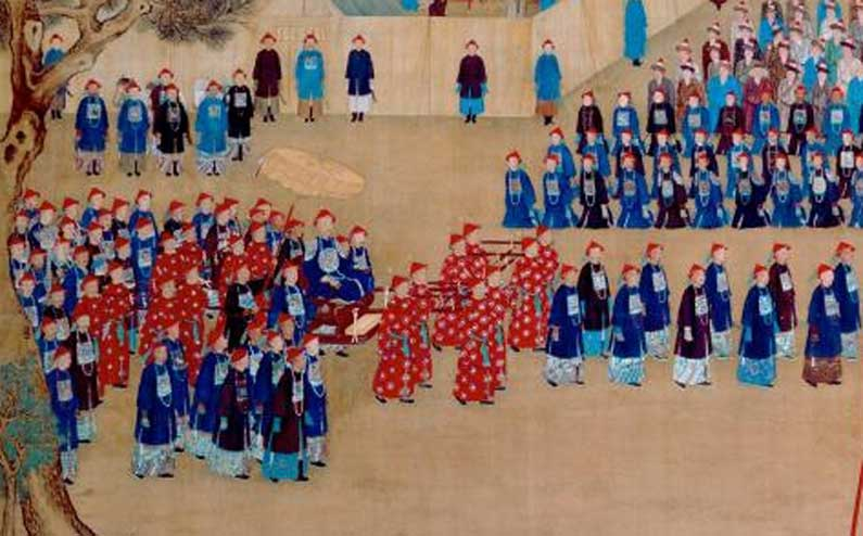 detail-of-Imperial-Banquet-in-the-Garden-of-10,000-Trees