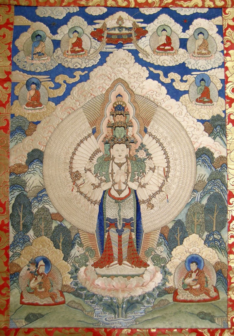 Metropolitan_Museum_thangka_Guanyin_embroidery_Paul_bequest
